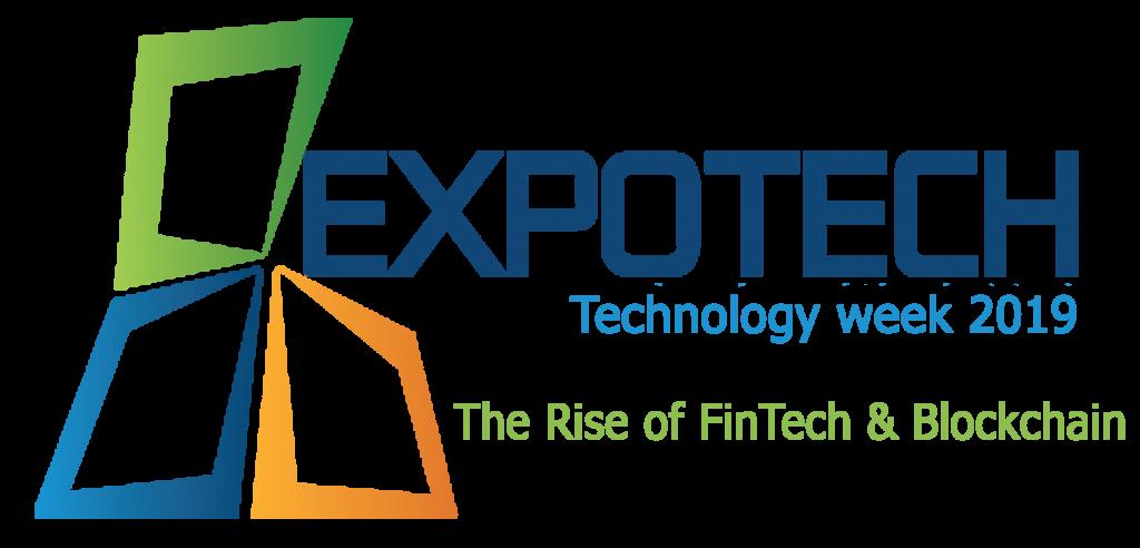 Expotech 2019 The Rise of FinTech & Blockchain